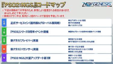 【ロードマップ】今後のアップデート情報【~2022年冬まで】