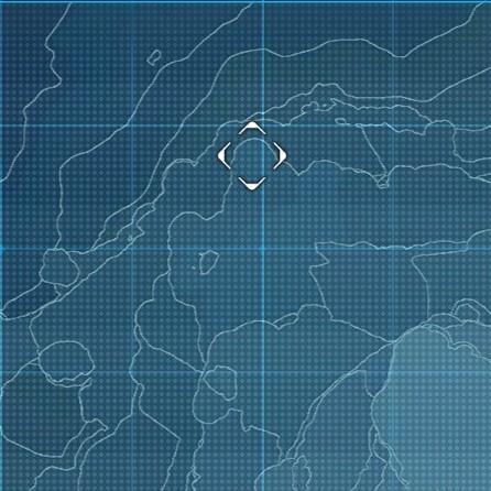 マグナス山の赤コンテナ