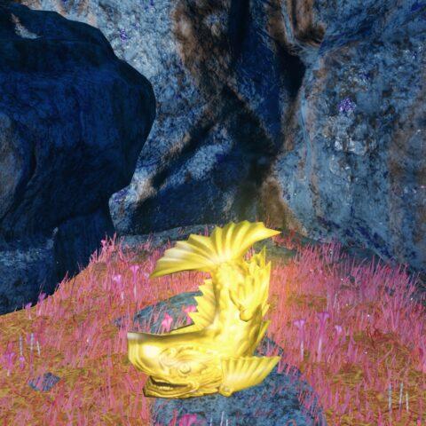 南エアリオの赤コンテナ