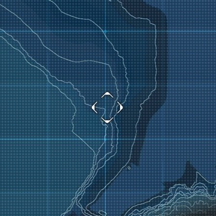 ハルフィリア湖の赤コンテナ